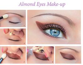 Almond eye make up  thumb200
