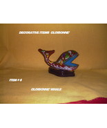 Cloisonne' - Whale Figurine, Beautifully Decorated. - $59.98