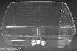 Longaberger 3 Way Card Keeper Basket Protector No. 41131 Plastic Home Decor - $13.99