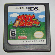 Nintendo Ds   Toy Shop (Game Only) - $5.00