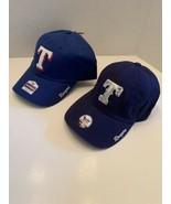 Women Fan Favorite Texas Rangers Sequin Bling Adjustable baseball cap bl... - $17.95