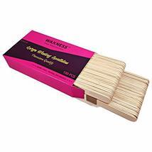 Waxness Wax Necessities Extra Polished Birchwood Rounded Body Wax Spatul... - $9.99