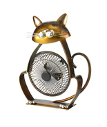 DecoBreeze USB Cat Fan - DBF6166 - £33.31 GBP