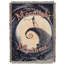 """Disney'S Nightmare Before Christmas, """"Moonlight Madness"""" Woven Tary Th - $63.99"""