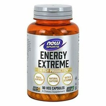 NOW Sports Sports Energy Extreme 90 Capsules - $27.99