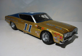 Mario Andretti 1968 Mercury Cyclone - University of Racing  Icons Vintag... - $74.95