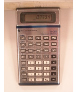 TI-35 Texas Instruments Calculator with Constant Memory USA Made - $8.82