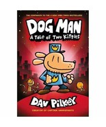 Dog Man: A Tale of Two Kitties: From the Creator of Captain Underpants (... - $6.44