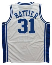 Shane Battier #31 College Basketball Custom Jersey Sewn White  Any Size image 2