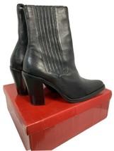 Zodiac - Vision Leather Mid Calf Boots, Women, 10M, Black - $56.99