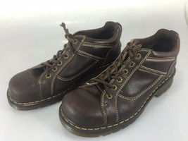 Dr Dark EU Martens Leather 45 Brown US 10 Javid UK 11 Mens Shoes U1HfqZrU