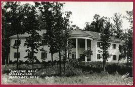 HARTLAND MICHIGAN Waldenwoods Hall Tamlyn RPPC MI - $12.50