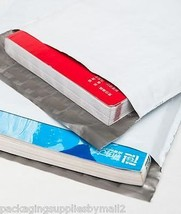 10x13 100 2 Mil Light Poly Mailers Envelopes Shipping Self Seal - $13.98