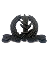 IDF Israeli army Infantry CAP BADGE beret hat pin Israel Zahal  - £7.76 GBP