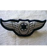 Israeli PILOT cloth WINGS IAF Israel army IDF Air force badge  - £15.15 GBP
