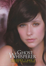 Ghost Whisperer Seasons 1 and 2 Promo 2 Promo Card - $2.50