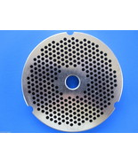 """#32 1/8"""" 3mm STAINLESS Meat Grinder Plate Disc for Hobart 4332 4532 Cabe... - $27.47"""