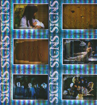 Ghost Whisperer Seasons 1 and 2 Signs Chase Set - $10.00