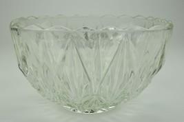 Vintage Hazel Atlas Williamsport Clear Pattern ... - $35.99
