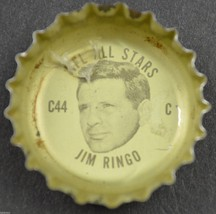 Coca Cola NFL All Star King Size Coke Bottle Cap Philadelphia Eagles Jim... - $6.99