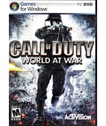 Call of Duty: World at War - PC Game - $8.95