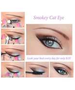 Quick Eye Makeup Stencils Eyeliner Eye shadow E... - $15.00