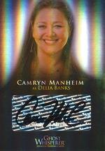 Ghost Whisperer Seasons 1 and 2 GA-3 Camryn Manheim Autograph Card - $15.00