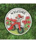 38479 Tricycle Stepping Stone/Plaque~FS - $16.50
