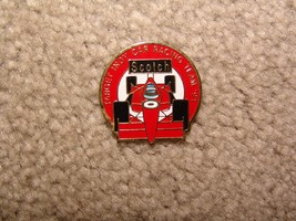 VINTAGE COLLECTIBLE TARGET '91 INDY CAR RACING TEAM PIN (Magpie Button S... - $12.75