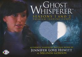Ghost Whisperer Seasons 1 and 2 GC-7 Melinda's Top Wardrobe Card - $12.00