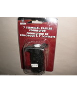 Husky Towing Products 7 Terminal Plastic Trailer Connector End #14639 - $8.41