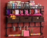 Wall mounted storage rack thumb155 crop