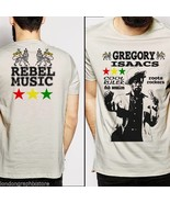 Reggae, T Shirt, Gregory Isaacs, Dancehall, Rasta, Yellowman, King Tubby... - $29.99+