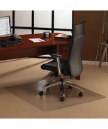 Chair Mat Clear 48 x 48 Pile Rug Carpet Floor P... - $118.49