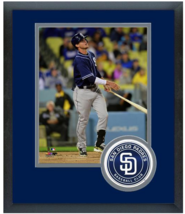 Wil Myers 2015 San Diego Padres - 11 x 14 Team Logo Matted/Framed Photo - $42.95