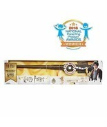 Harry Potter, Harry Potter's Wizard Training Wand - 11 SPELLS TO CAST! - £22.56 GBP
