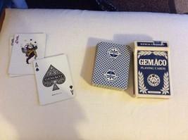 Paradise Island Bahamas Playing Cards Gemaco Gemtone Finish Vintage 1980s - $5.00