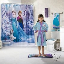 Frozen Robe for Childrens 3-11 yrs (Small) - $109.95