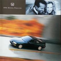 1996 Honda PRELUDE sales brochure catalog US 96 Si VTEC - $9.00
