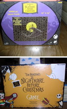 Disney  Nightmare Before Board Game & Puzzle 2 items - $96.74