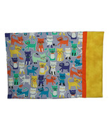 Child's Kitty Cat Travel Size Pillow Case - $17.00