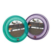 "Bergan Starchaser Turboscratcher Cat Toy Assorted 16"" x 16"" x 1.88"" - $16.99"