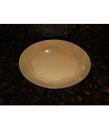 222 Fifth Chanti Vanilla dinner plate - $11.34