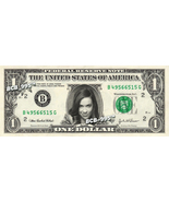 AJ LEE Wrestler on a REAL Dollar Bill WWE Cash Money Collectible Memorab... - $5.55
