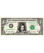 AJ LEE Wrestler on a REAL Dollar Bill WWE Cash Money Collectible Memorab... - £4.17 GBP