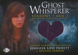 Ghost Whisperer Seasons 1 and 2 GC-11 Melinda's Dress Wardrobe Card - $12.00