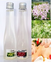 OIL MASSAGE ORCHID + LADY NIGHT HOME SPA OIL AROMATHERAPY @ scent 60 ml. - $13.00