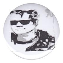 Rebel Rocker Pinback Punk Button - $5.99