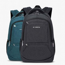men business laptop rucksack outdoor travel casual students backpack - $30.00