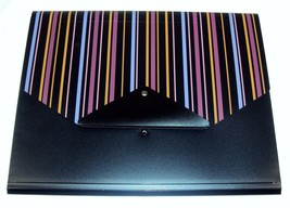 PO589 ~ Pink Portfolio Organizer ~ CASE LOT 12 UNITS ~ Legal Pad, File P... - $29.40